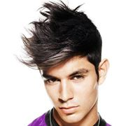 Styling Hair for men фото