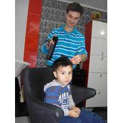 Детская причёска стрижка укладка фото