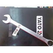 Ключ рожково-накидной 16 мм YT-0016 ТМ YATO фото