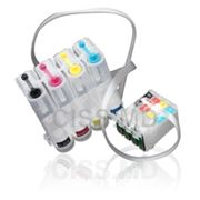 Система непрерывной подачи чернил Epson T1281-T1284 для S22/SX125/SX420W/SX425W фото