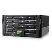 Система HP BladeSystem c3000 фото