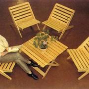 "Комплект мебели ""КЕМПИНГ"" фото"