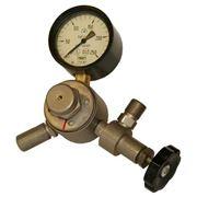 Редуктор газовый медицинский (с манометром)Reductor de gaze фото
