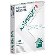 Программа антивирусная Kaspersky CRYSTAL фото