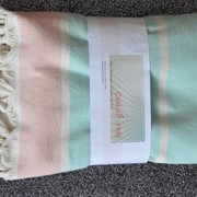 Полотенце для бани/пляжа фото