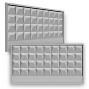 Панель (плита) ограждения железобетонная фото