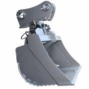 Ковш планировочный с механизмом наклона фото