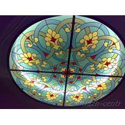 Потолки стеклянные фото