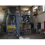 Мини цех для производства гречневой крупы. фото
