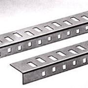 Профиль для стальных ступеней 40/20, арт 22003 фото