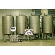 Оборудование для производства алкогольных напитков фото