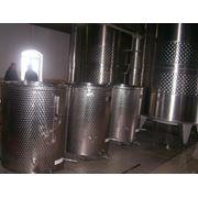 Оборудование для первичного виноделия фото