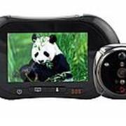 Видеоглазок Rollup iHome2 Black GSM фото
