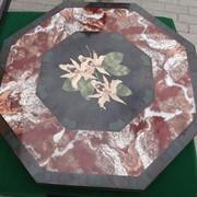 Каменная столешница фото