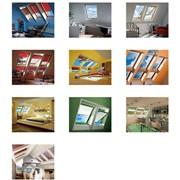 Мансардные окна Fakro Факро фото