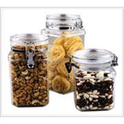 Емкости для сыпучих продуктов 69259-69261 110014001800 фото
