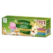 Хайнц детское печеньице с яблоком (с 5 мес) 160г фото
