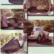Коврик в багажники из поливинилхлорида ПВХ фото