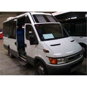 Микроавтобус туристический Iveco Daily Bus фото