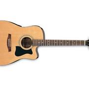Электроакустическая гитара Ibanez V72ECE (NT) фото