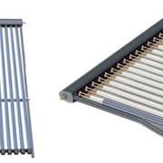 Солнечные коллекторы, вакуумные трубки, с U-образными медными трубками от Himin Solar Energy фото