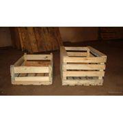 Ящики из дерева фото