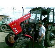 Трактор МТЗ фото