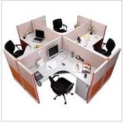 Офисные перегородки. Перегородки для офиса. фото