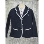 Пиджак трикотажный Trussardi фото