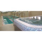 Обслуживание бассейнов СПА-бассейнов Фонтанов аквапарков фото