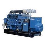 Пусконаладка дизельных генераторов электрогенераторов фото