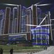 Электроосвещение зданий фото