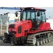 Гусеничный трактор Т-70В фото