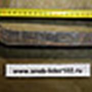 Резец проходной отогнутый (левый) 120х10х10 ВК8 фото