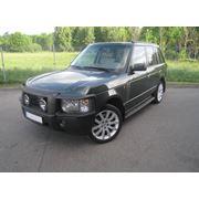Автомобиль Land Rover фото