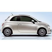 Прокат автомобилей Fiat 500 фото
