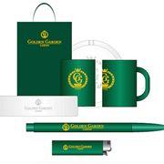 Ручки и зажигалки с логотипом отеля фото