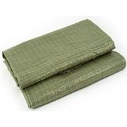 Мешки полипропиленовые 55*95см зеленые (на 50кг) (1000шт/уп) фото