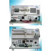 Стенды учебно-лабораторные, Лабораторный стенд Монтаж и наладка электрических цепей, электромоторов и автоматики ЭЦМН-04-СИ фото