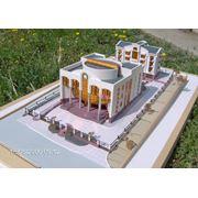 Архитектурные макеты фото