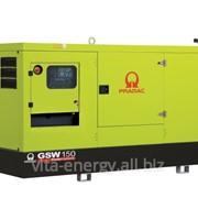 Дизельный генератор 100 кВт (PRAMAC GSW 150P, Италия) фото