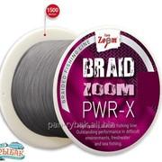 Braid Zoom PWR-X brai-ded line (fluo), 0,20, 120m фото