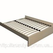 Корпус кровати тип 1 размер 1600 х 2000 (матрац) фото