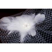 Свадебные головные уборы фото