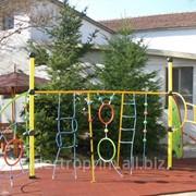 Детское сооружение модель СМ12 фото