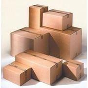 Коробки картонные для одежды фото