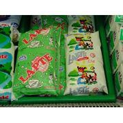 Полиэтиленовая упаковка для молочной продукции фото