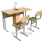 Стол для кабинета химии фото
