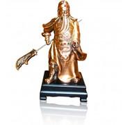 Статуя Гуань Юй фото