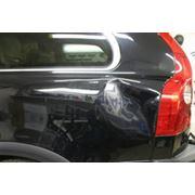 Безпокрасное удаление вмятин на автомобилях фото
